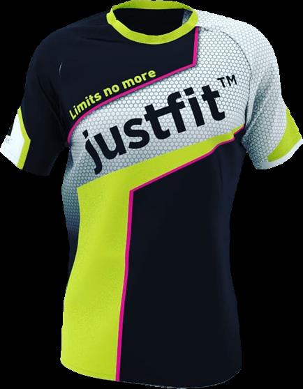 Justfit póló